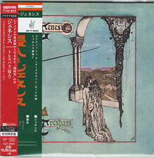 GENESIS-TRESPASS-JAPAN MINI LP PLATINUM SHM-CD Ltd/Ed H53