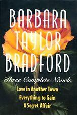 Barbara Taylor Bradford -Three Complete Novels: Lo