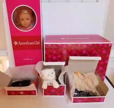 NRFB 2014 American Girl ISABELLE lot Book+ Dance Barre+ cat+ Performance+ meets