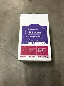 Lot of (28) R.T.I. in ground Subterranean Termite bait station lowest price NEW