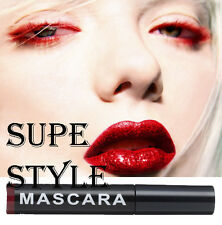 Stargazer RED Mascara Long lasting Gothic Emo Goth Costume Party