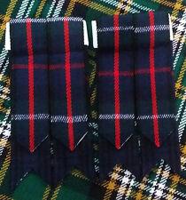 Da Uomo Kilt Lampeggia Mackenzie Tartan/flash per kilt scozzese Mackenzie Tartan