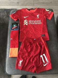 kids liverpool kit 21/22 For Kids Aged 2-4 Years Old.