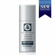 OZNaturals Super Youth Eye GEL - for Dark Circles Wrinkles and Puffiness