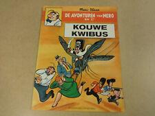 STRIP / NERO N° 9 - KOUWE KWIBUS / MET HANDTEKENING VAN MARC SLEEN