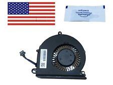 Original HP Pavilion 15-au038ca 15-au193cl  856359-001 Laptop CPU Cooling Fan