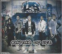 US5 / RHYTHM OF LIFE ( CD ONE) * NEW & SEALED MAXI-CD * NEU *
