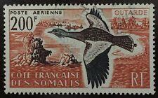 1960 FRENCH SOMALI COAST Airmail Scott # C23 used