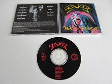 SEDUCER Trials and Tribulations CD 1994 RARE THRASH ORIGINAL 1st PRESSING USA!!!