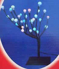 Bonzai changement de couleur 30 cm - 30 LED / Intérieur