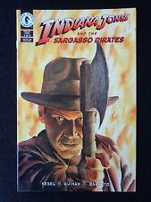 Indiana Jones Saragosso Pirates 1-4 Set VF/NM+ High Grade Condition