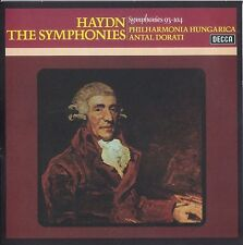 HAYDN- The Symphonies No.94/100/104 Antal Dorati CD (Decca Stereo) Card Reissue