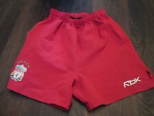 Liverpool 2005-2006 Home Football Shorts Size Junior Small waist  /bi