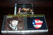 Garth Brooks CD Lot The Hits Beyond Season Double Live Limited Reunion Arena '91