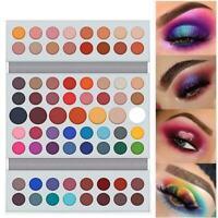 71 Farben Matte Lidschatten-Palette Make-up Puder Lidschatten Lang Neu Tabl I3R7