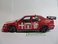 AUTOart Signature 1/18 ALFA ROMEO 155 V6 TI #8 DTM Winner 1993 DIECAST CAR MODEL