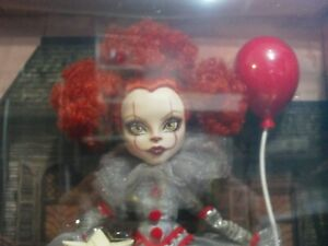NEW Mattel Creations IT Pennywise Monster High Collector Doll Limited In Hand!