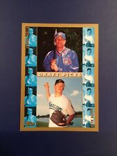 1998 Topps # 247 VERNON WELLS / AARON AKIN Draft Picks Rookie RC QTY AVAIL