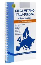 GUIDA METANO ITALIA-EUROPA [ATLANTE STRADALE / 3246 IMPIANTI METANO] BELLETTI