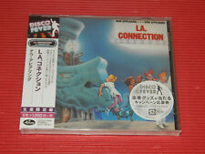 2018 DISCO FOREVER L.A. CONNECTION NOW APPEARING  JAPAN CD