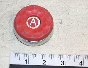 American shuffleboard red replacement puck