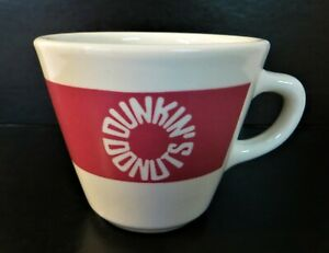 Vintage Dunkin' Donuts Coffee Cup