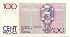 100 francs type Beyaert signature recto/verso
