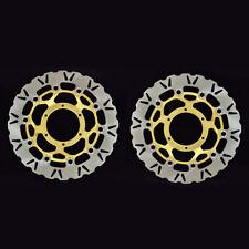 Disci Freno Anteriori per Honda 03-10 CBR 600RR 04-05 1000RR 03-04 CB1300