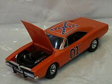VINTAGE MPC 1/16 SCALE DUKES OF HAZZARD 1969 CHARGER MODEL CAR - BUILT