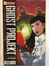 Ghost Projekt #1 Comic Book Oni Press 2010