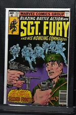 Sgt Fury and His Howling Commandos #153 Marvel 1979 Stan Lee Blazing Battle 8.0