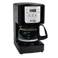Mr. Coffee® Advanced Brew Coffee Maker Black (JWX3)