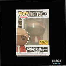 Funko Pop! Notorious B.I.G. Big with Champagne Biggie Hot Topic In Stock Pop 153