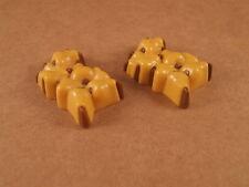 Playmobil Kuchen 2 Stück Gebäck Supermarkt #20032