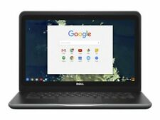 """DELL Chromebook 13 3380 13.3"""" Laptop Celeron 3855U 4GB 32GB SSD Chrome OS, Y0RVC"""