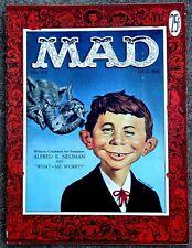 MAD Magazine #30 Dec 1956! FINE+/VERY FINE! 7.0! $0.99 Start! IMPRESSIVE Copy!!