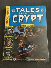 Ec Archives Tales From The Crypt Volume 5 HARDCOVER SEALED RARE OOP DARK HORSE