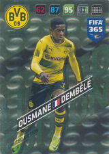 Panini Fifa 365 Cards 2018 Adrenalyn XL - Ousmane Dembele - Limited Edition