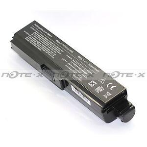 Batterie pour Toshiba Satellite L645D L650 L650D L655 L655D L670 11.1V 7800MAH