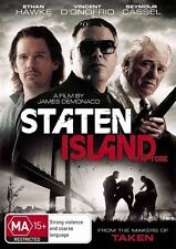 Staten Island NEW AND SEALED R4 DVD