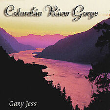 Columbia River Gorge; Gary Jess 2001 CD, Easy Listening Piano, New Age, CD Baby