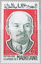 MAURITANIA MAURETANIEN 1974 498 C150 Vladimir Lenin Communist Statesman MNH