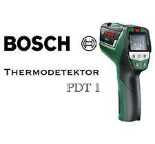 Bosch Thermodetektor PTD 1 mit Tasche und Batterien, erkennt Schimmelgefahr