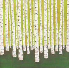 Birch Forest Lisa Congdon Art Print 12x12
