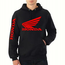 HONDA  HOODIE ADULTS AND KIDS SIZES LOADS OF COLOURS AVAILABLE