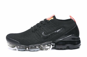 Nike Air Vapormax Flyknit 2019 Black 10 UK / 45EU Running Shoes Men Sneakers
