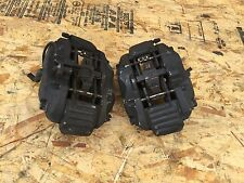 87K MERCEDES W216 CL550 AMG FRONT BRAKE CALIPERS CALIPER SET ASSEMBLY OEM