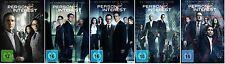 Person of Interest - Staffel 1+2+3+4+5 (1-5) komplette Serie - NEU OVP -DVD Set