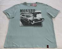 Holden Mens HT GTS Monaro Printed Short Sleeve T Shirt Size 4XL New