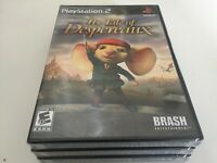Tale of Despereaux (Sony PlayStation 2, 2008) PS2 NEW